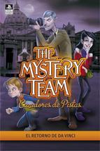 the-mystery-team-cazadores-de-pistas-el-retorno-de-da-vinci-9788415580423